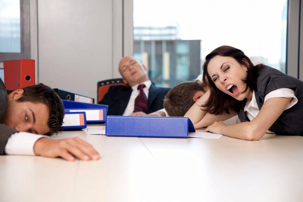 Está com sono no trabalho? Pode ser o excesso de CO2